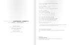 Monika Weiss: Sustenazo (Lament II)  Museo de la Memoria y Los Derechos Humanos, Santiago, Chile, 2012  Publication Title Pages