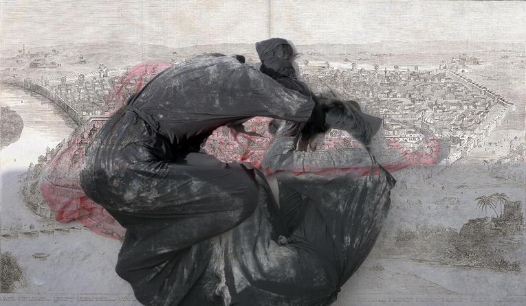 Boston University: Monika Weiss' Shrouds & Two Laments, 2016