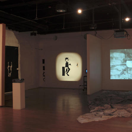 Loneliness and Melancholy, Hans Weiss Newspace Gallery, MCC, Manchester, 2007