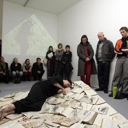 Von Der Abwesenheit Des Lagers, Kunsthaus Dresden, 2006