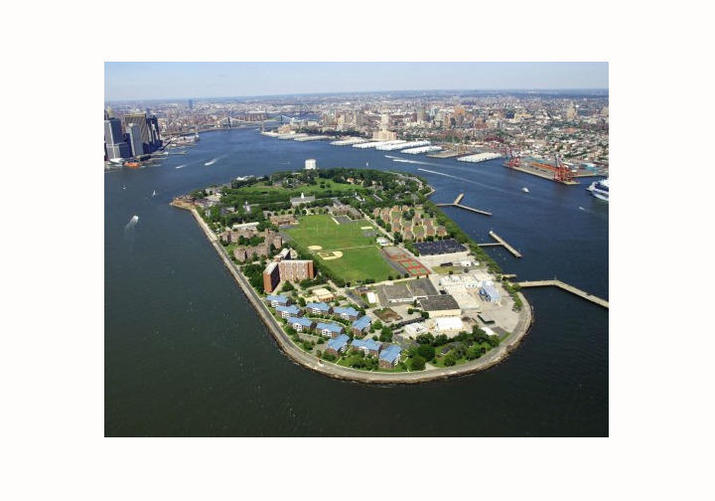 The Thing / The Sixth Borough on Governors Island / by Steven Kaplan