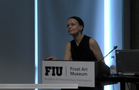 Monika Weiss Lecture Recent Works: Lament, Protest and Mapping History The Frost Art Museum, Miami, FL April 22, 2014 at 4 PM
