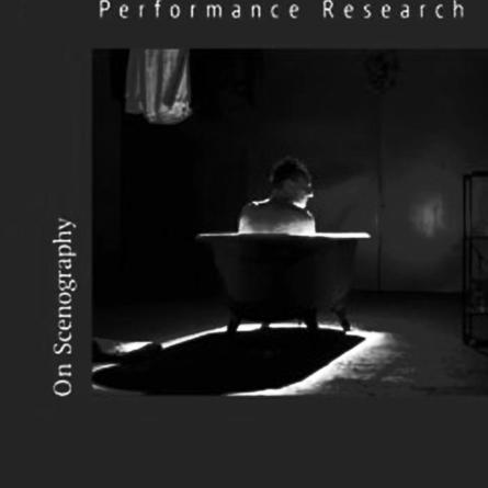 Audible Scenography by Johannes Birringer in Performance Research / Routledge, 2013