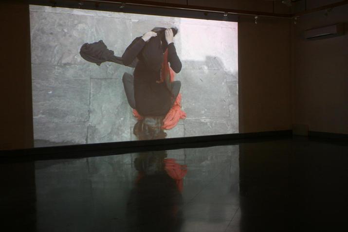 Monika Weiss-Two Laments (Part One) Sanskriti Museums, New Delhi, 2015