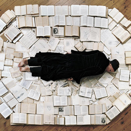 Monika Weiss-Phlegethon-Milczenie, Inter-Galerie, Potsdam, 2005